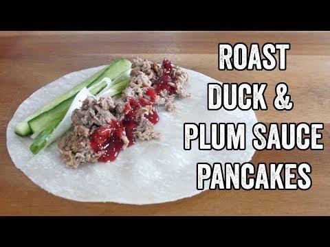 Crispy Duck & Plum Sauce
