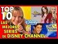 Las 10 mejores series de Disney Channel - Top Ten #44  | Popcorn News