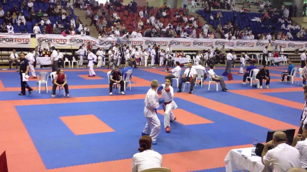 6.Uluslararası 23 Nisan Dünya Çocukları Karate Turnuvası 87