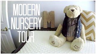 ♥ Modern Nursery Tour!
