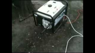 Бензиновый генератор Matari M7000E(, 2012-11-06T21:44:08.000Z)