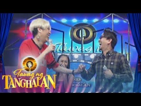 """Tawag ng Tanghalan: Vice and Jhong sing """"Salamat"""""""