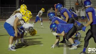 Davis Blue Devils open season with statement win over Grant Pacers | EXTENDED HIGHLIGHTS