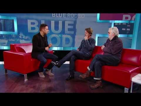 Blue Rodeo on George Stroumboulopoulos Tonight: INTERVIEW