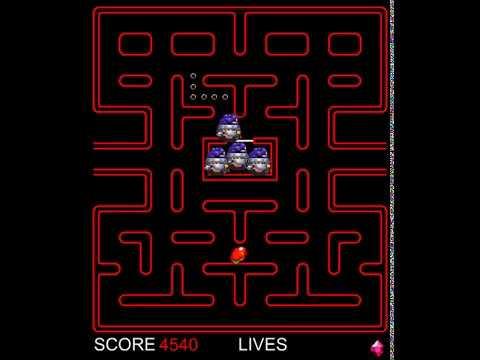 Sonic PacMan [PC] Gameplay