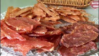 Джерки. Вяленое мясо в Дегидраторе Dream Vitamin DDV-07 от RawMid .