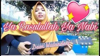 Sholawat Merdu TERMANIS Dewi Wulandari ya Rasulullah Ya Nabi versi Gitar