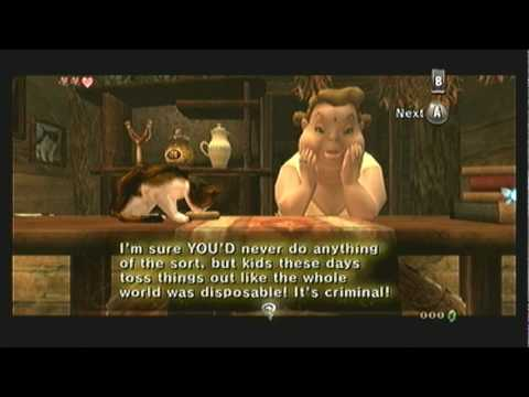 Legend Of Zelda Twilight Princess Walkthrough 01 (2/6)