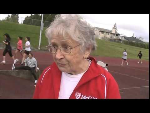 Olga Kotelko: Secrets of a nonagenarian track star