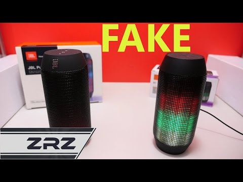 JBL PULSE vs Fake PULSE - ZRZ