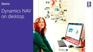 NAV TechDays 2016: Building cool experiences with NAV everywhere