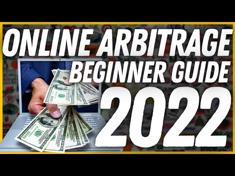 Online Arbitrage Guide For Beginners 2021