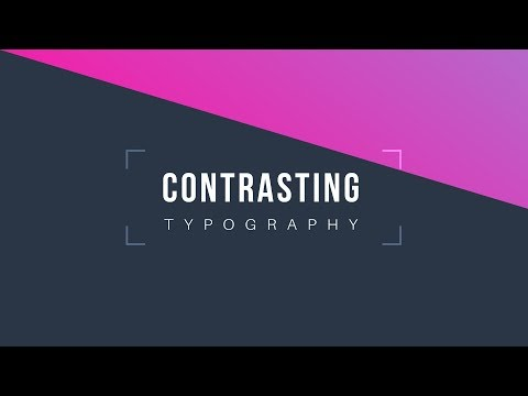 PAIR FONTS LIKE A PRO - 1 Simple Technique That Works!