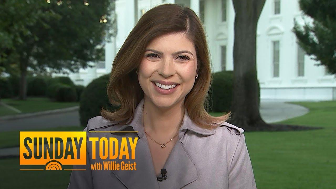 Download Willie Geist Congratulates NBC News' Monica Alba On Her Pregnancy