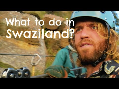 VLOG 06- What to do in Swaziland?