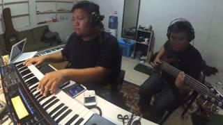 Gerry Anake - Jamming with satya bayu bass