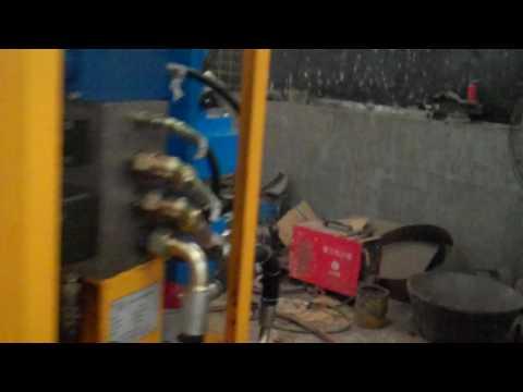 Test grout plant for Bauma Shanghai 2016