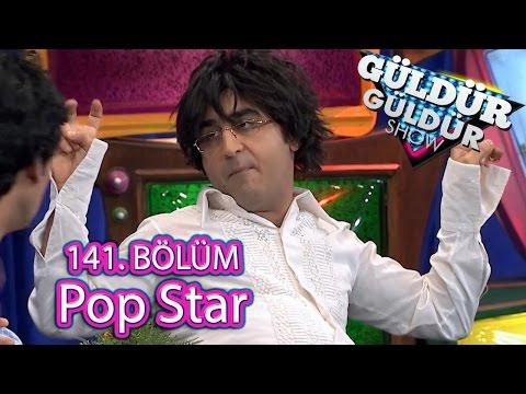 Güldür Güldür Show 141. Bölüm, Pop Star Skeci