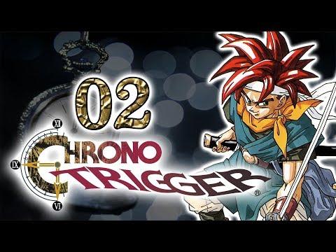 CHRONO TRIGGER #02 - Epochales Prinzessinnen-Roulette [SNES | Deutsch] - Let's Play