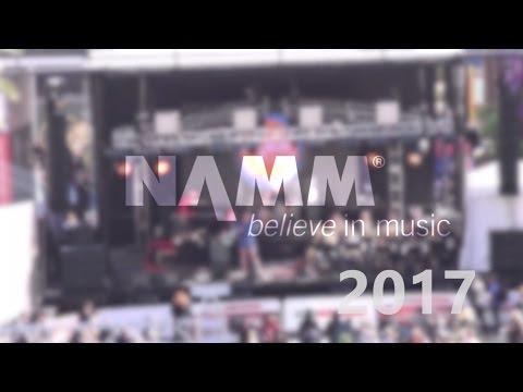 Shure at NAMM 2017