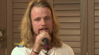 "Richard Stirton performs ""Break the silence"" LIVE!"