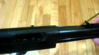 Remington 550 1 Disassembly