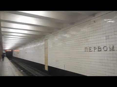 Станция Первомайская | Московский метрополитен