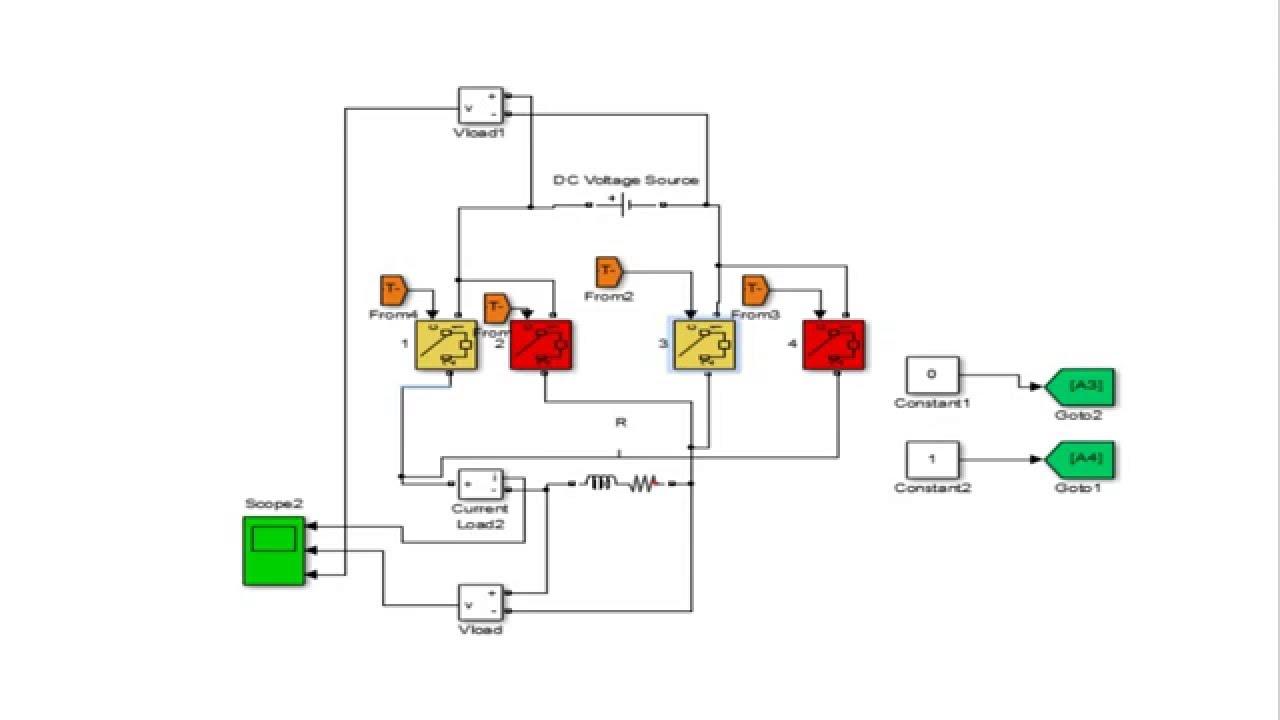 реверс двигателя постоянного тока схема 12в