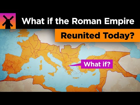 Thumbnail: What if the Roman Empire Reunited Today?