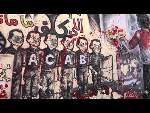 Political Art in Cairo