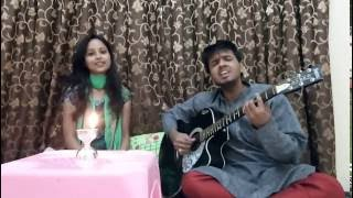 Punvecha Chandrama Ala Ghari Guitar Cover