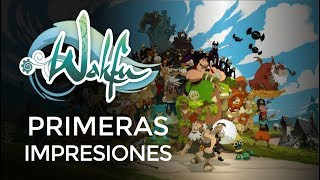 Wakfu MMORPG - Primeras impresiones - Gameplay en Español