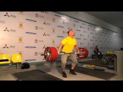 Ilya Ilyin/30.06.14/Monday/training No 3/