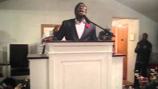 Pastor Tyrone Jefferson -You Are My King