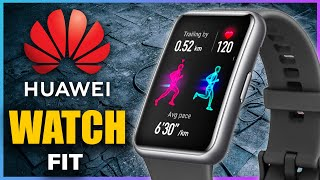 Huawei Watch Fit Review | English | Best Smartwatch 2020 Android