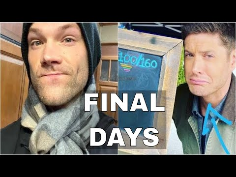 The Final 60 Days Of Supernatural Filming