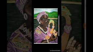 Paying homage to My Orisha Mother- Nana Buruku + Letting
