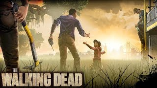 """AROUND EVERY CORNER"" Telltale The Walking Dead Season 1 Episode 4 (FULL EPISODE)"