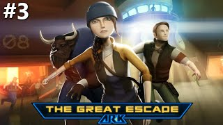 AR-K: The Great Escape Gameplay Walkthrough - Part 3 [60FPS]
