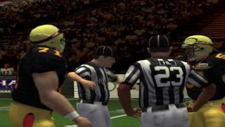 MWG -- Arena Football: Road To Glory -- Iowa Barnstormers One-Shot