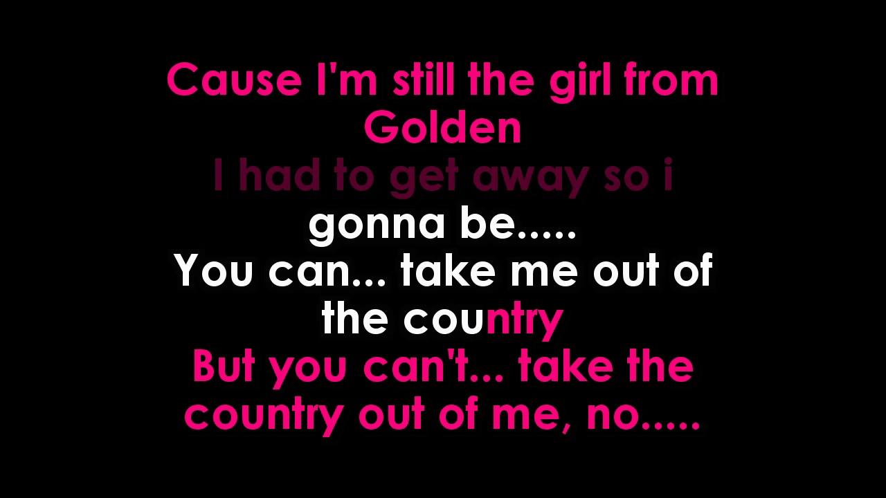 Kacey Musgraves Lyrics Dime Store Cowgirl