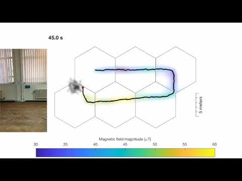 Scalable Magnetic Field SLAM in 3D Using Gaussian Process Maps
