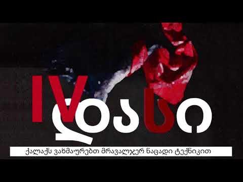 IV დასი - დაამუღამე (Official Audio)