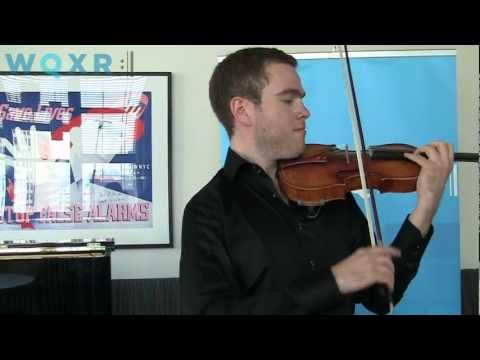 Violinist Mikhail Simonyan Plays Tchaikovsky's Waltz, Scherzo & Melody