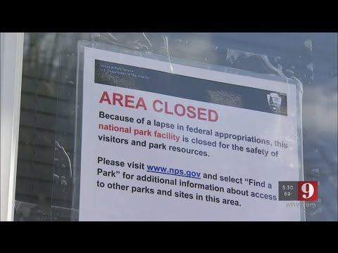 Video: Government shutdown affecting vacations in Central Florida