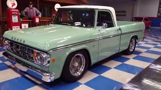 1969 Dodge D100 Pickup (A&E Classic Cars)