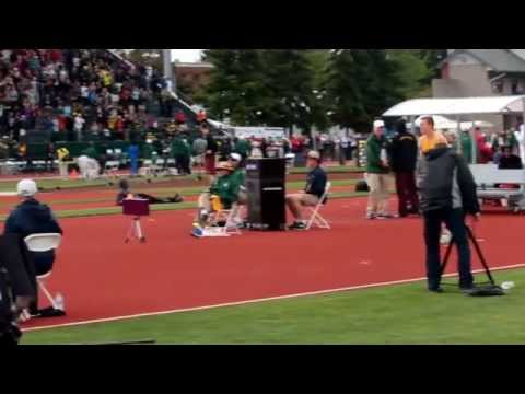 Wally Ellenson 2nd attempt at 2.25M