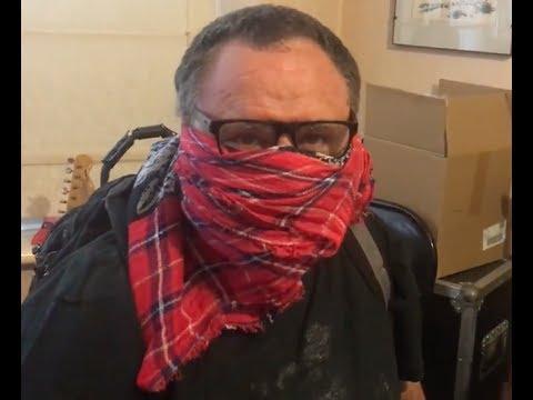 Gilad Atzmon Joins Antifa