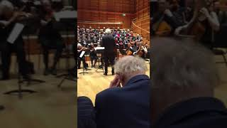 Handel's Messiah, But who may Abide