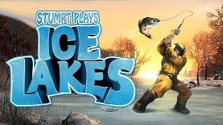 Ice Lakes - Симулятор рыбалки на Андроид